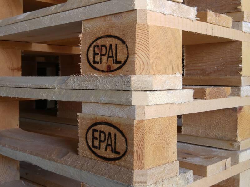 EPAL padėklai
